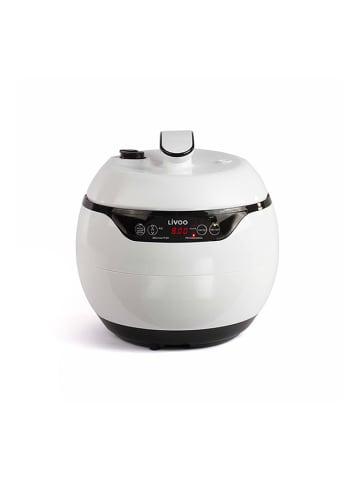Livoo Multifunktions-Kocher in Weiß