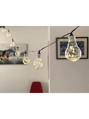 "Lumisky LED-Solar-Lichtergirlande ""Fantasy Star"" in Warmweiß - (L)515 cm"