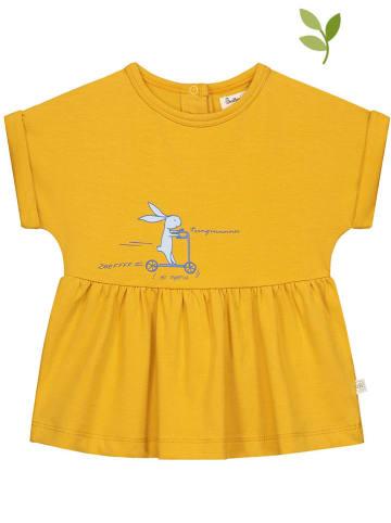 Smitten Organic Kleid in Gelb