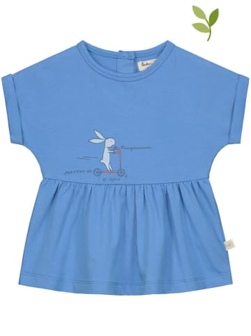 Smitten Organic Kleid in Blau