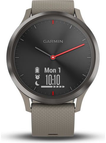 "Garmin Activity-Tracker ""vivomove HR"" in Grau/ Schwarz"
