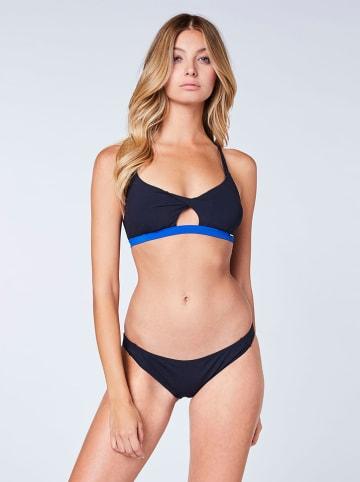 "Chiemsee Bikini ""Bawa"" w kolorze czarnym"