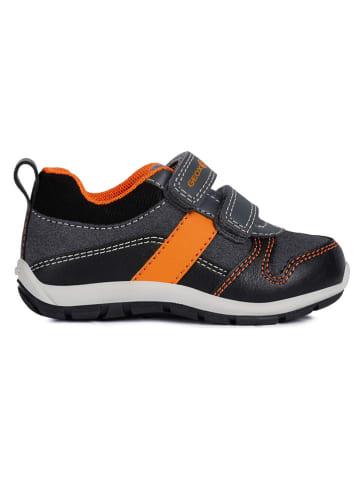 """Geox Sneakers """"Heira"""" in Schwarz"""