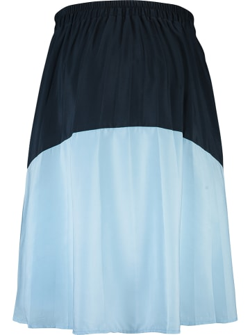 ESPRIT Zwangerschapsrok donkerblauw/lichtblauw