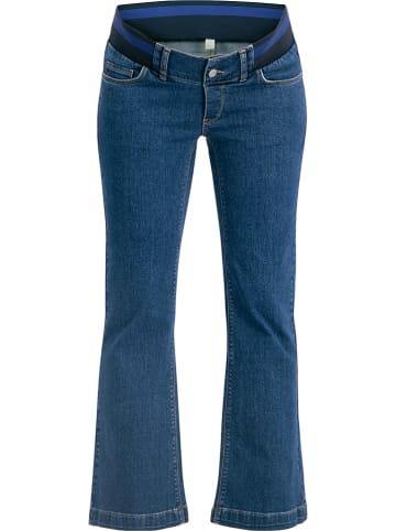 ESPRIT Dżinsy ciążowe w kolorze niebieskim
