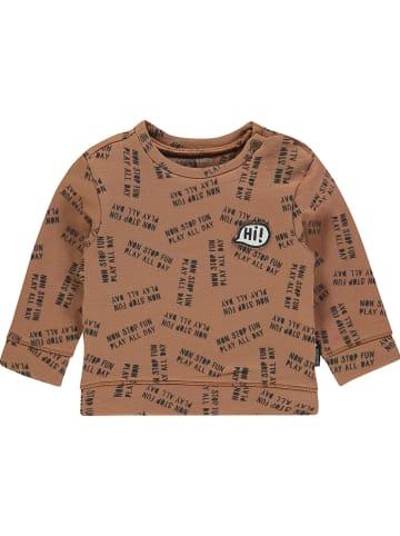 "Noppies Sweatshirt ""Pascoe"" lichtbruin"