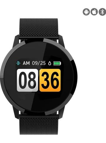 Evetane Smartwatch zwart