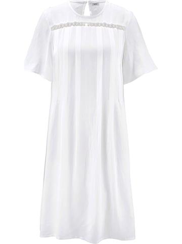 Heine Sukienka w kolorze białym