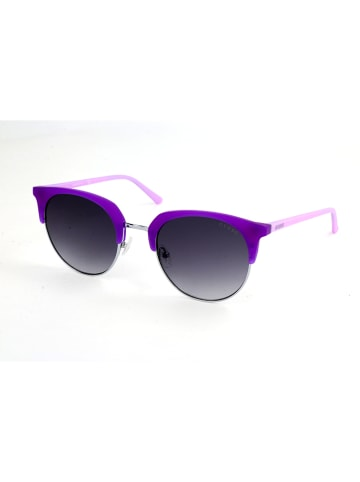 """Guess Okulary przeciwsłoneczne """"GU3026"""" w kolorze fioletowym"""