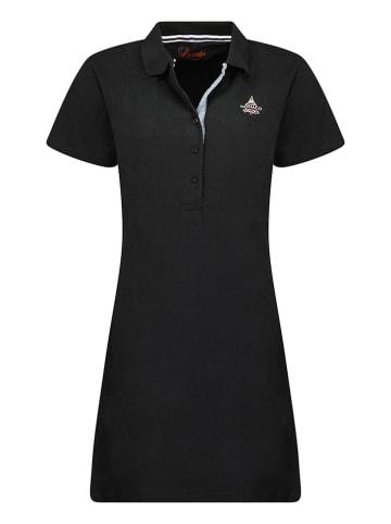 """Geographical Norway Sukienka """"Kandra"""" w kolorze czarnym"""