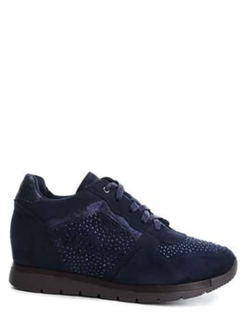 Xti Sneakers donkerblauw