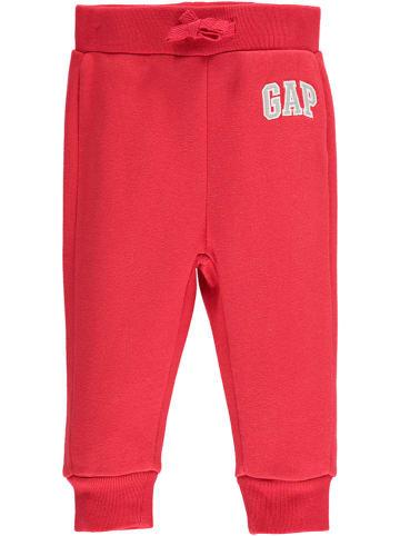 GAP Sweatbroek rood