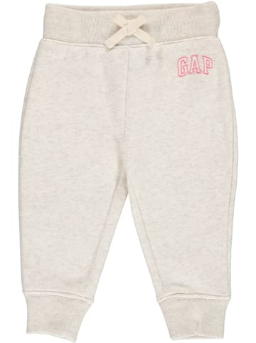 GAP Sweatbroek beige
