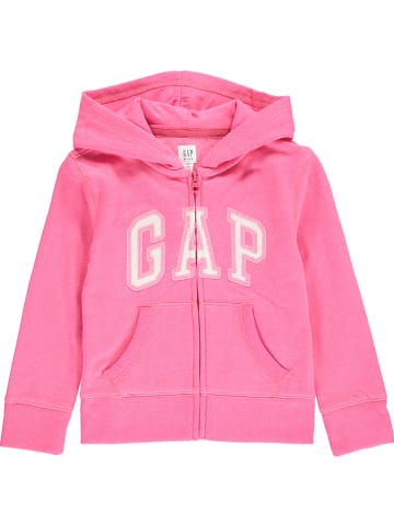 GAP Sweatvest roze