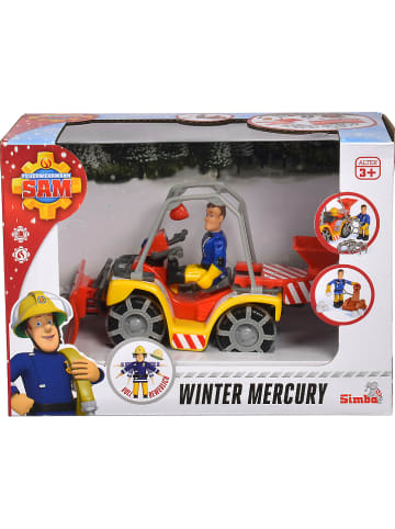 "Feuerwehrmann Sam Sneeuwquad ""Mercury"" - vanaf 3 jaar"