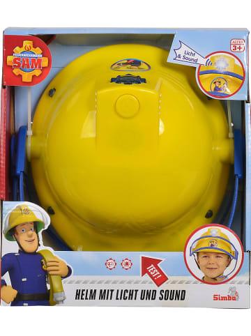 Feuerwehrmann Sam Kask z funkcją świetlną i dźwiekową - 3+