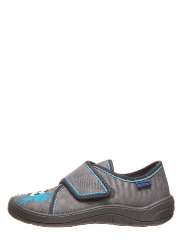 Richter Shoes Pantoffels grijs