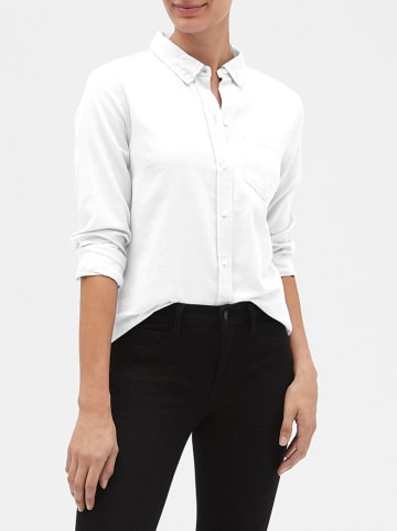 GAP Bluse in Weiß
