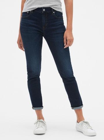 GAP Spijkerbroek - slim fit - donkerblauw