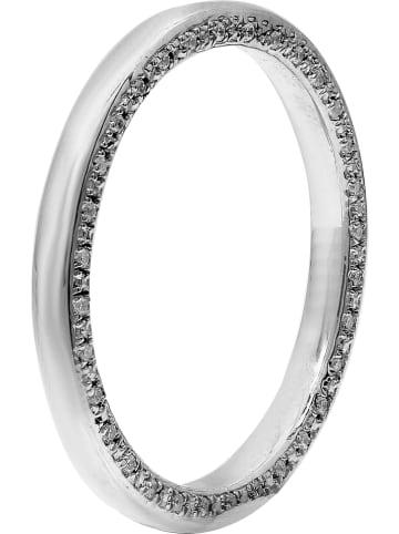 Royal Diamant Witgouden ring met diamanten