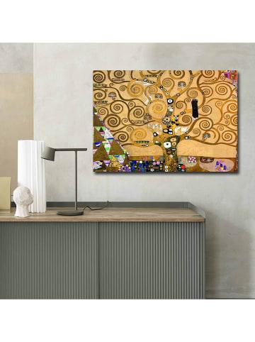 "ABERTO DESIGN Druk ""Famous Art 022"" na płótnie - 100 x 70 cm"