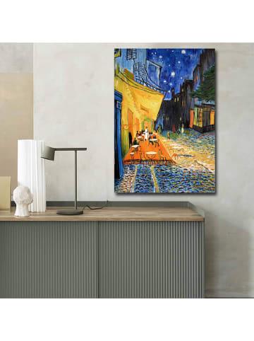 """ABERTO DESIGN Leinwanddruck """"Famous Art 070"""" - (B)70 x (H)100 cm"""