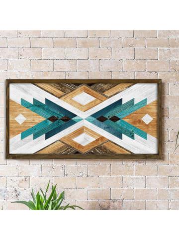 Evila Druk artystyczny z ramką - 120 x 60 cm