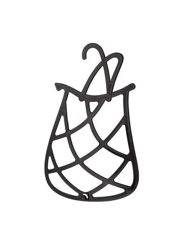 "Koziol Sjaalhouder ""It Bag"" zwart - (B)30 x (H)44,9 x (D)2,9 cm"
