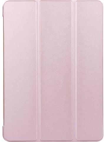 WHIPEARL Flip Case w kolorze jasnoróżowym na iPad Air/ iPad Air 2