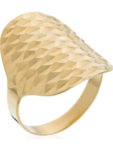"""OR ÉCLAT Gouden ring """"Armadillo"""""""