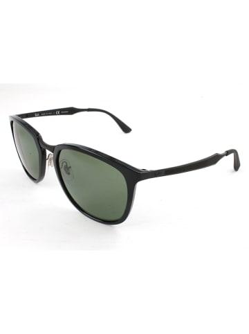 Ray Ban Damen-Sonnebrille in Schwarz