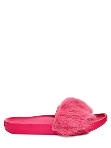"""UGG Pantoletten """"Royale"""" in Pink"""