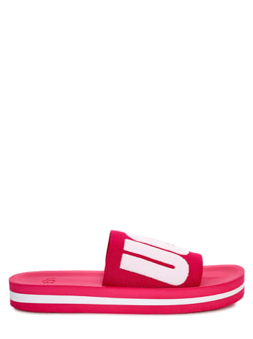 "UGG Slippers ""Zuma Graphic"" roze"