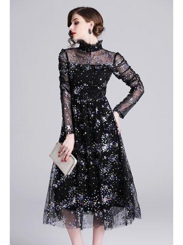 Tina Sukienka w kolorze czarnym