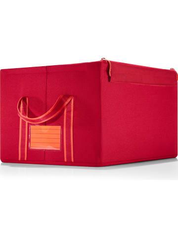 Reisenthel Aufbewahrungsbox in Rot - (B)40 x (H)23 x (T)31 cm