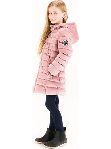 HULABALU Wintermantel in Rosa