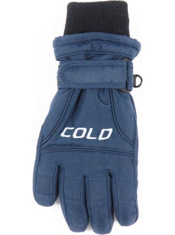 COLD Handschoenen ''Force'' blauw