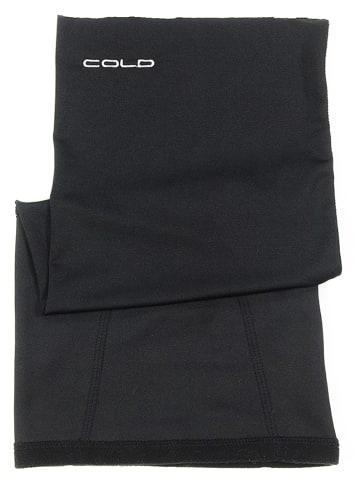 COLD Nekwarmer zwart - (B)16 x (L)24 cm