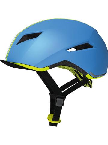 """ABUS Kask rowerowy """"Yadd-I S"""" w kolorze niebieskim"""