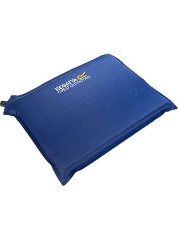"Regatta Campingkussen ""Inflating Pillow"" blauw - (L)34 x (B)34 x (H)7 cm"