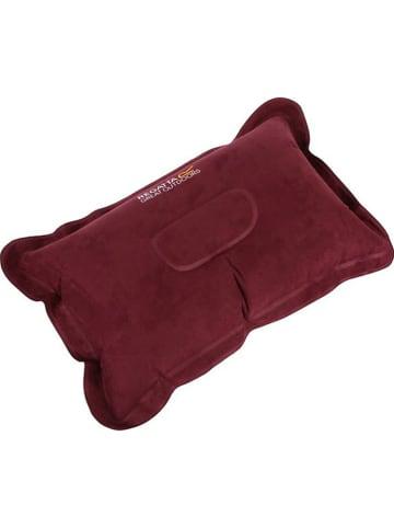 """Regatta Poduszka campingowa """"Infaltable Pillow"""" w kolorze czerwonym - 40 x 22 x 11 cm"""
