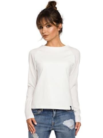 Be Wear Koszulka w kolorze kremowym