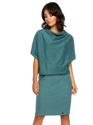 Be Wear Sukienka w kolorze turkusowym