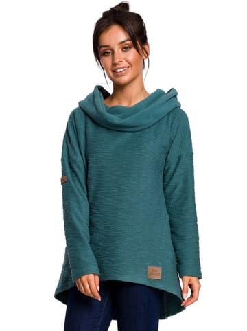 Be Wear Sweatshirt in Türkis