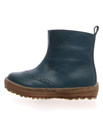 "Naturino Leder-Boots ""Dunes"" in Petrol"