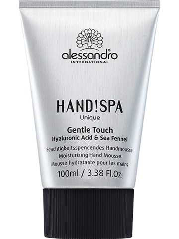"Alessandro Handcreme ""Unique Gentle Touch"", 100 ml"