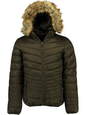 "Canadian Peak Winterjacke ""Dascout"" in Khaki"