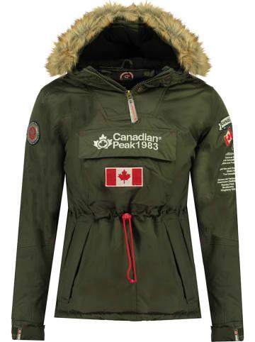 "Canadian Peak Winterjas ""Bonopeak"" kaki"