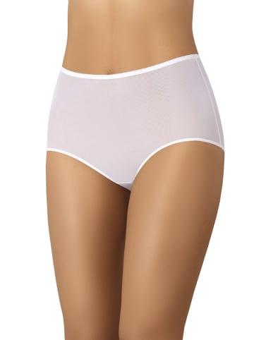 Teyli Figi high waist w kolorze białym