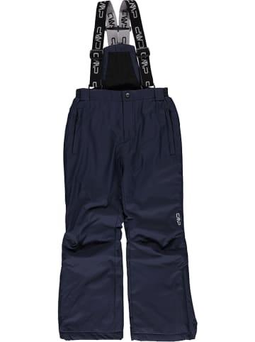 CMP Spodnie narciarskie w kolorze granatowym
